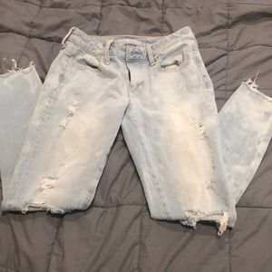 American Eagle Stonewashed Jeans
